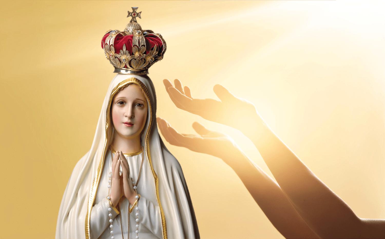 Madonnina di Fatima affido la mia vita e la mia famiglia a te! Preghiera della sera, venerdì 10 gennaio 2020