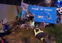 Foggia, autobus travolge un'auto. Si contano due vittime3