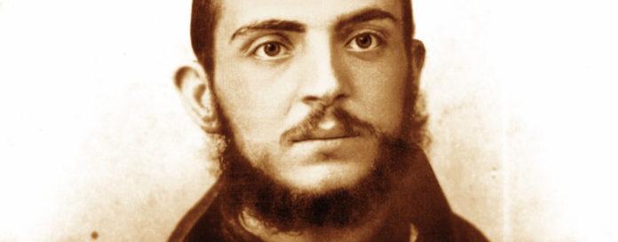 Francesco Forgione 117 anni fa entrava in convento e prendeva il nome di Fra Pio2