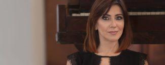Giuseppina Torre, dalle musiche per il documentario sul Papa a Radio Monte Carlo2