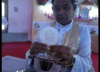 In Vaticano l'Ostia su cui apparve il Santo Volto di Gesù. Il miracolo in India