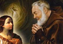 In compagnia di Padre Pio, invochiamo il nostro Angelo Custode. Preghiera della notte 28 Gennaio 2020