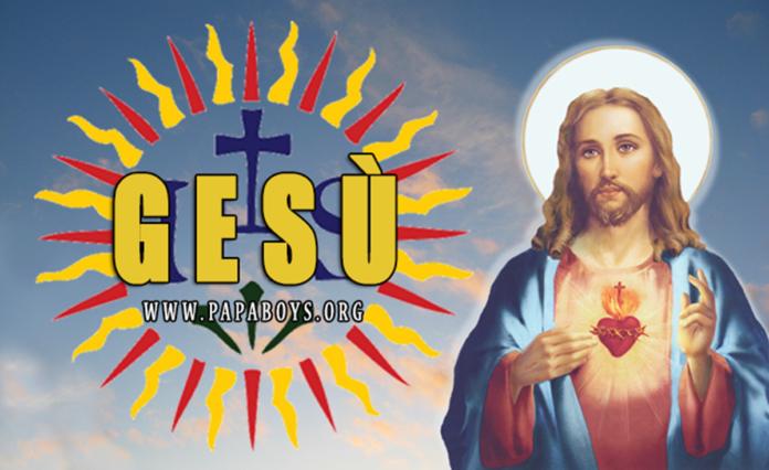 Novena al Santissimo Nome di Gesù