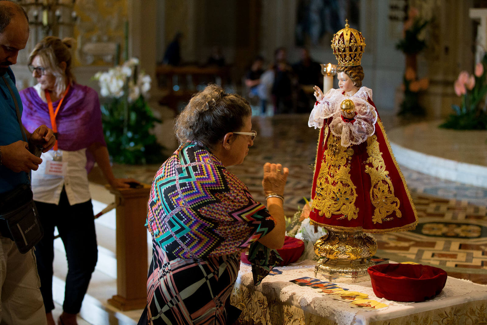Santo Bambino di Praga