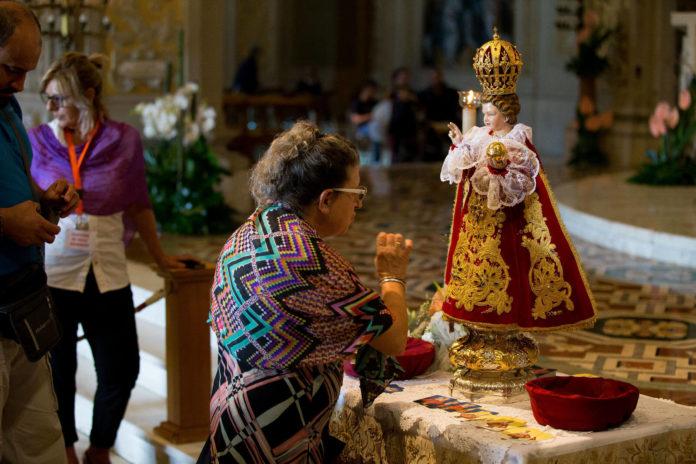 Novena al Santo Bambino di Praga per chiedere grazie