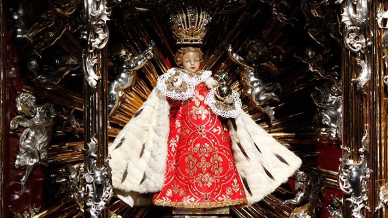 Novena al Santo Bambino di Praga.giorno1