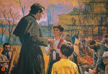 Oggi, giovedì 23 Gennaio 2020 è il 2° giorno della Novena a Don Bosco!