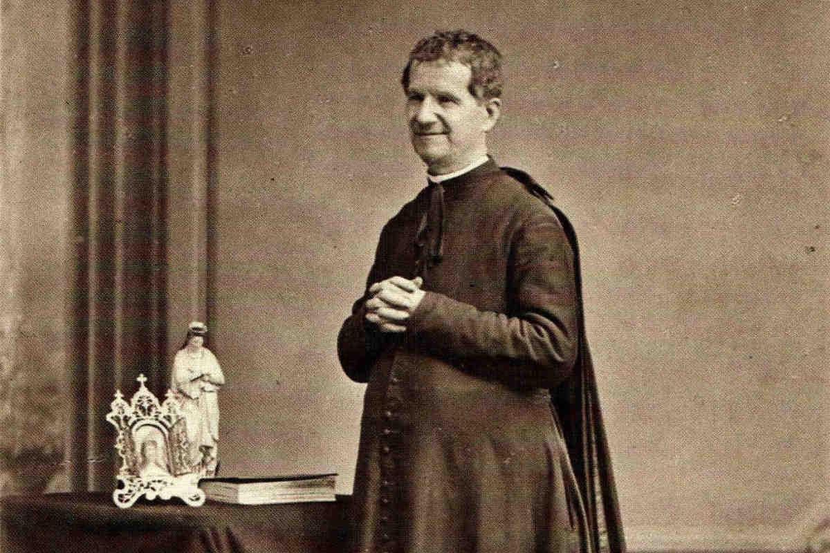 Oggi, martedì 28 Gennaio 2020 è il 7° giorno della Novena a Don Bosco!