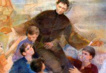 Oggi, mercoledì 29 Gennaio 2020 è l' 8° giorno della Novena a Don Bosco!