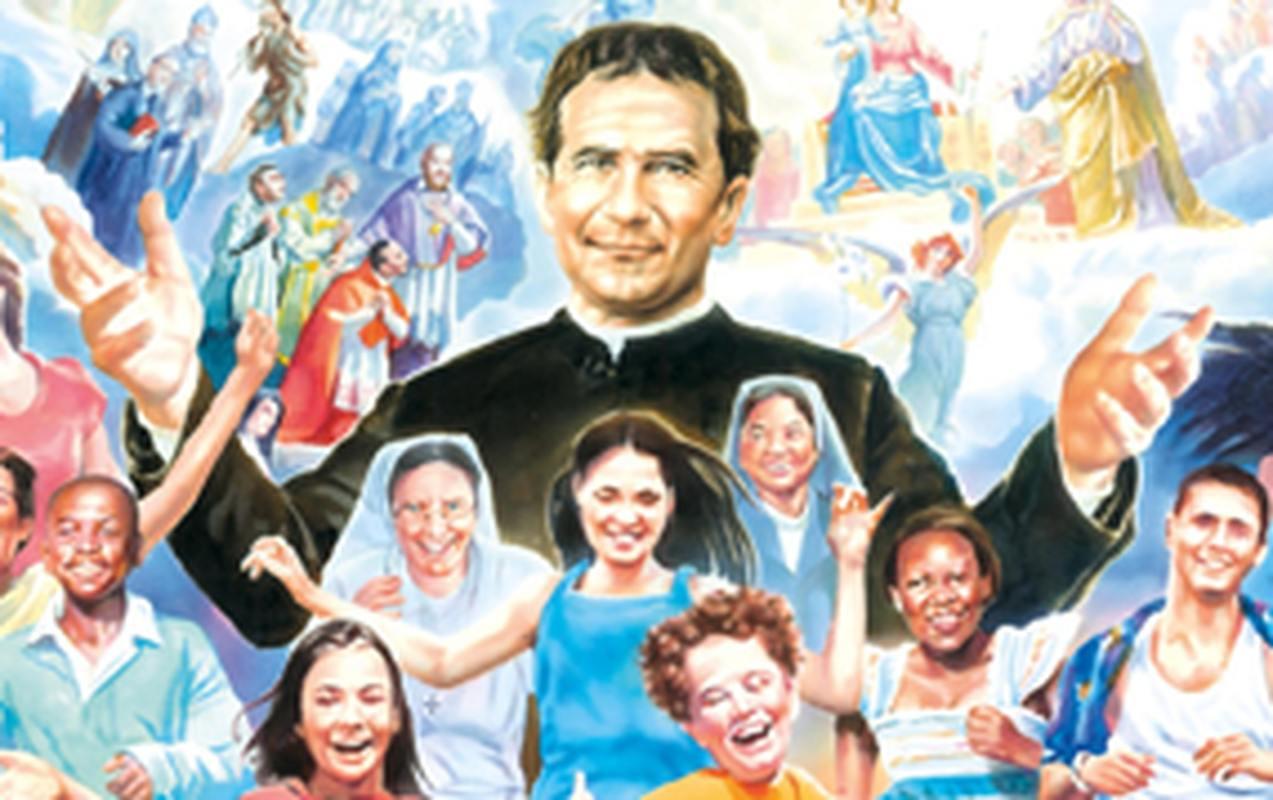 Oggi, venerdì 25 Gennaio 2020 è il 4° giorno della Novena a Don Bosco!
