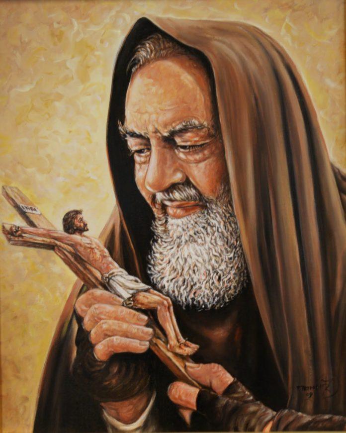 Padre-Pio e Sacro Cuore di Gesù