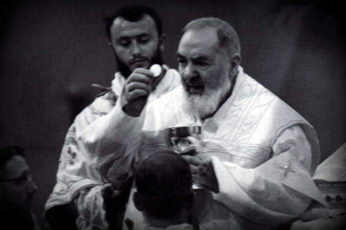 Padre Pio preghiera della notte