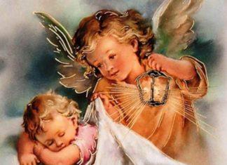 Questa è la più antica e la più potente preghiera all'Angelo Custode. Preghiera della notte tra il 25 e il 26 Gennaio 2020