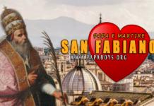 San Fabiano Martire