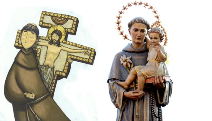 Sant'Antonio e San Francesco