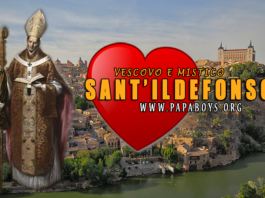 Sant'Ildefonso da Toledo