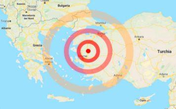 Terremoto in Turchia al momento si contano 14 vittime e numerosi palazzi crollati