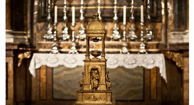 Anello nuziale della Vergine