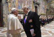 diplomatici e papa francesco