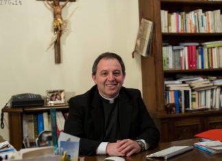 Il Vescovo di Ventimiglia-Sanremo, monsignor Antonio Suetta