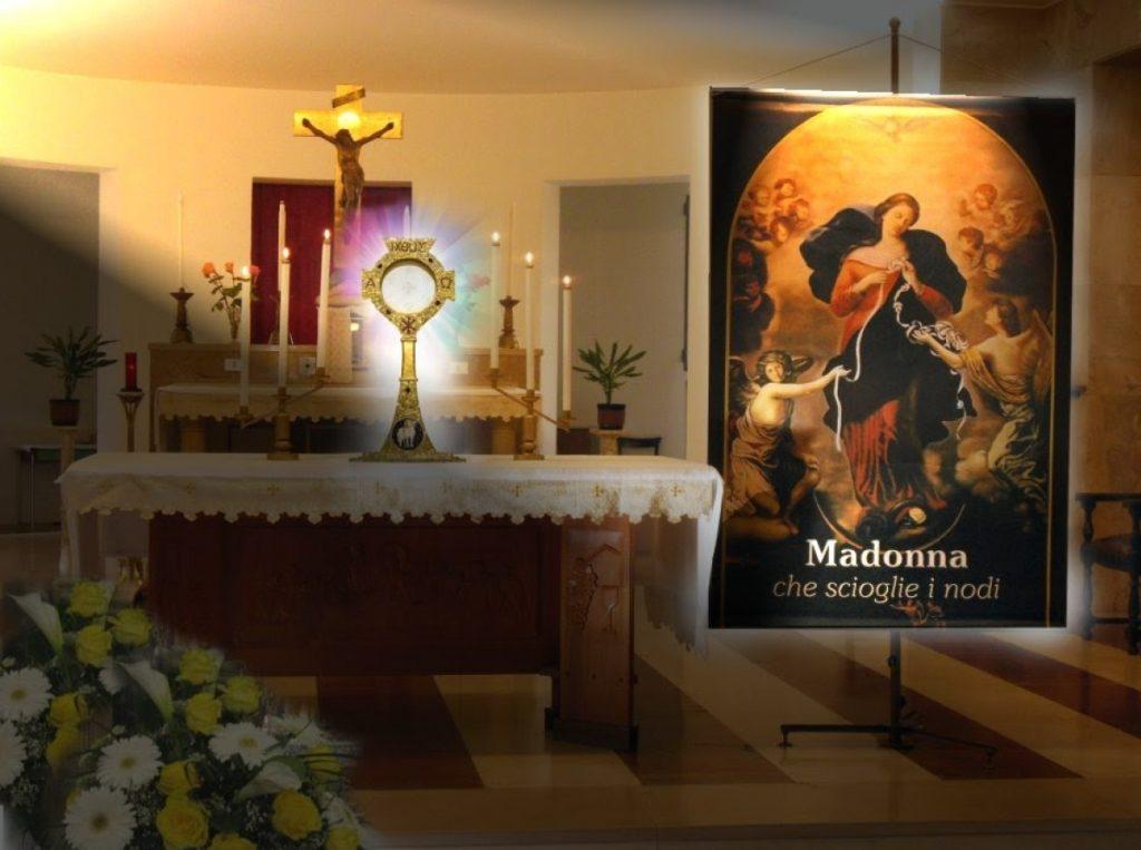Affidati a Maria che scioglie i nodi! Preghiera della notte per chiedere una grazia 'impossibile', tra l'8 ed il 9 agosto 2020