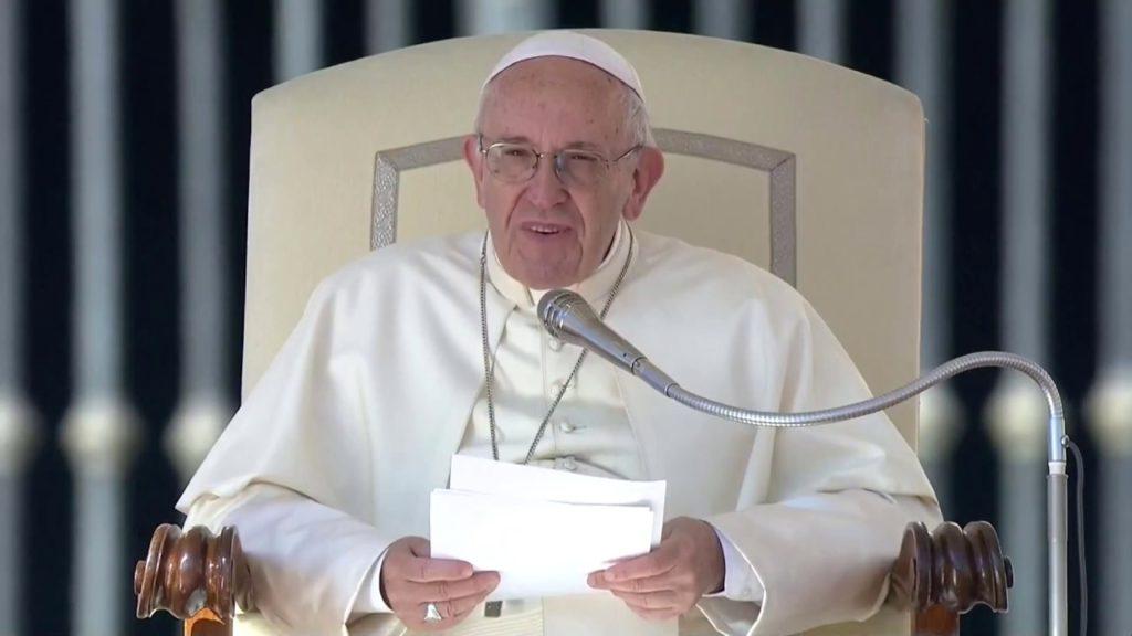 papa francesco udienza oggi