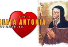 Beata Antonia di Firenze