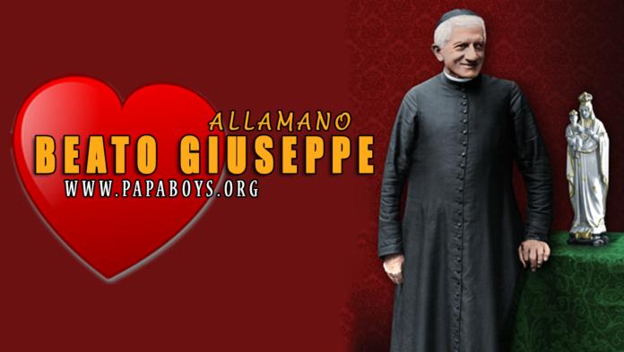 Beata Giuseppe Allamano