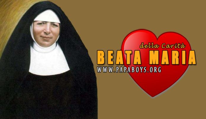 Beata Maria della Carità
