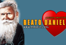 Beato Daniele Alessio Brottier