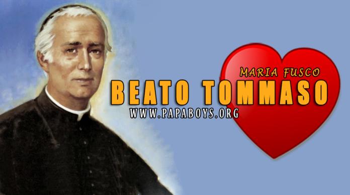 Beato Tommaso Maria Fusco, Sacerdote