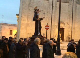 Borgagne, oggi si accenderà la fòcara di Sant'Antonio. Conosci il miracolo della lingua?2