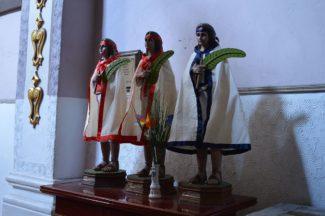 Conosci i giovanissimi santi Cristóbal, Antonio e Juan? Baetificati nel l santuario di Guadalupe