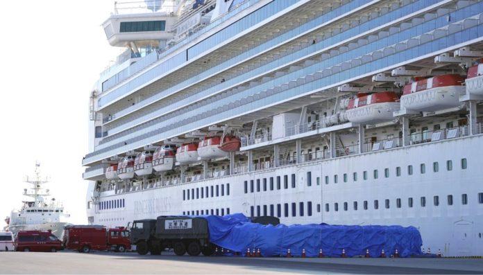 Coronavirus, mercoledì sbarcheranno dalla Diamond Princess i passeggeri non contagiati