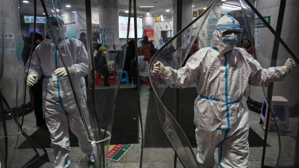 Coronavirus: peggiorano le condizioni dei due coniugi cinesi passati da Parma