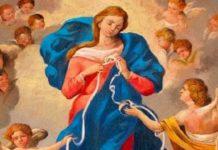 Devozione a 'Maria che scioglie i nodi'. Recita stanotte tra il 1 ed il 2 Febbraio 2020, la potente preghiera di liberazione!