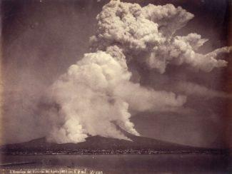 La storia della città che venne risparmiata dall'eruzione vulcanica grazie all'Eucarestia