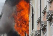 Milano, incendio in un palazzo Arel. Si contano due vittime, 7 feriti e 24 persone coinvolte
