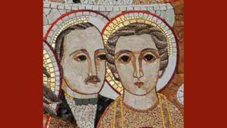 """Nel giorno in cui la Chiesa celebra il Santo patrono degli innamorati, ricordiamo due sposi che hanno vissuto """"l'amore coniugale"""" nella luce del Vangelo Luigi Beltrame Quattrocchi e Maria Corsini3"""