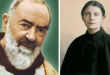 Padre Pio e Gemma Galgani