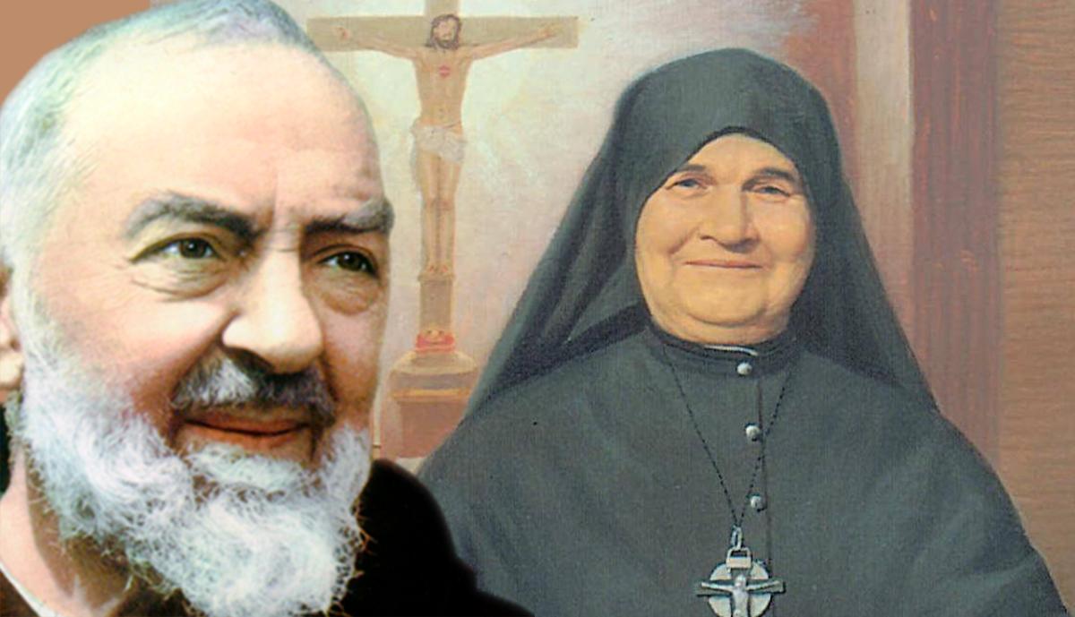 Padre Pio e Madre Speranza