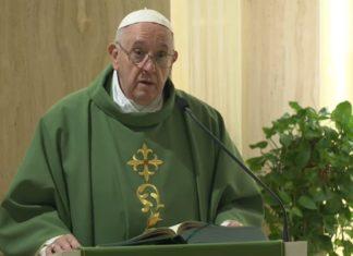 Papa Francesco 'L'invidia è un tarlo che ti spinge a distruggere, a sparlare, a annientare l'altro'