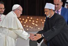 Papa Francesco ed il Grande Imam di Al-Azhar. Un anno fa la firma sul 'Documento sulla fratellanza umana per la pace mondiale e la convivenza comune'3