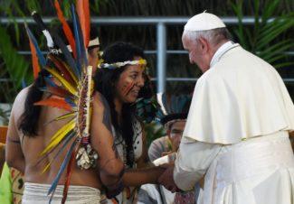 Querida Amazonia, l'Esortazione di Papa Francesco per una Chiesa dal volto amazzonico