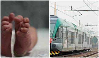 Roma, giovane madre abbandona il piccolo nel passaggino alla stazione Termini. Fermata a Bologna3
