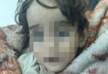 Siria. L'ospedale dista due giorni a piedi. Ad 1 anno e mezzo muore di freddo in braccio al padre