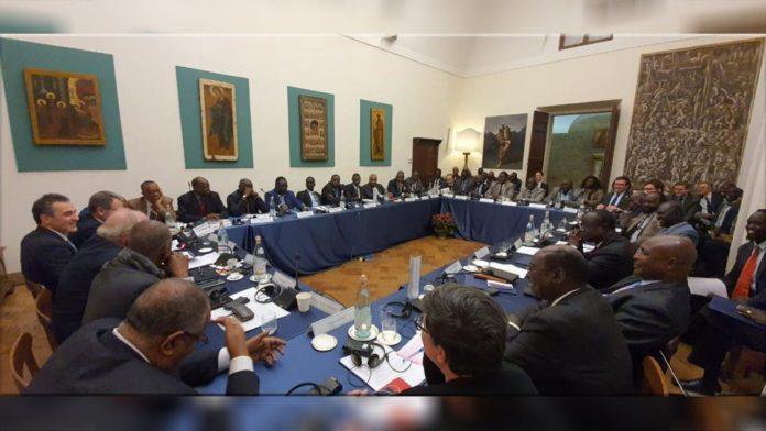 Sud Sudan. Nella comunità di Sant'Egidio a Roma, si procede nel dialogo di pace dopo gli accordi