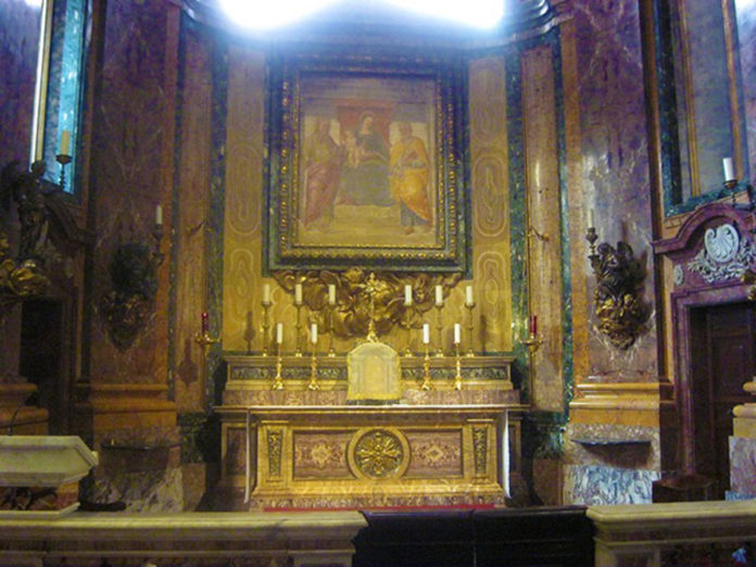'Maria Regina degli Apostoli'