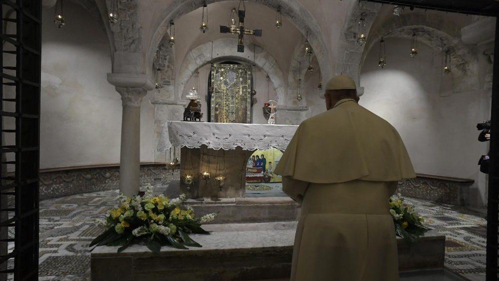 papa francesco bari 2