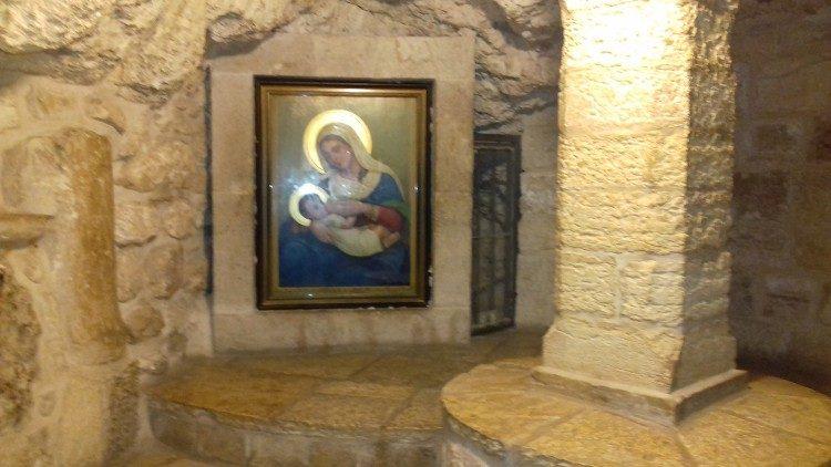 Grotta del Latte, Betlemme, Grotta del Latte devozione, Storia Grotta del Latte
